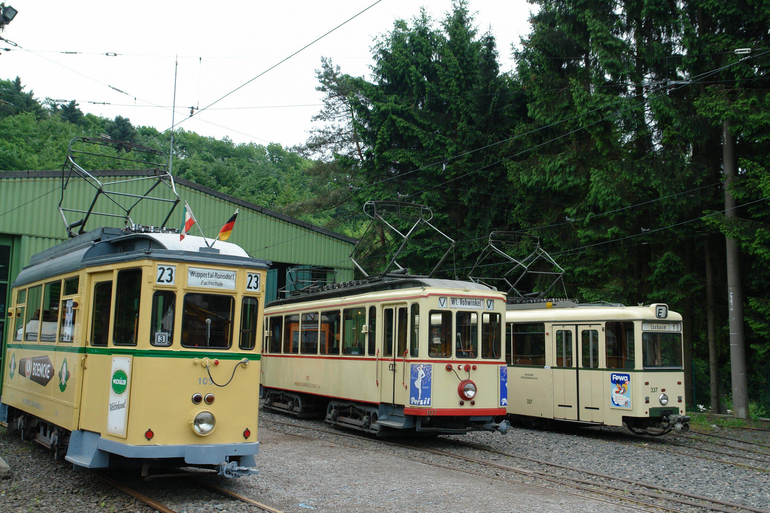 Bergische Museumsbahnen e.V., Foto: Michael Malicke