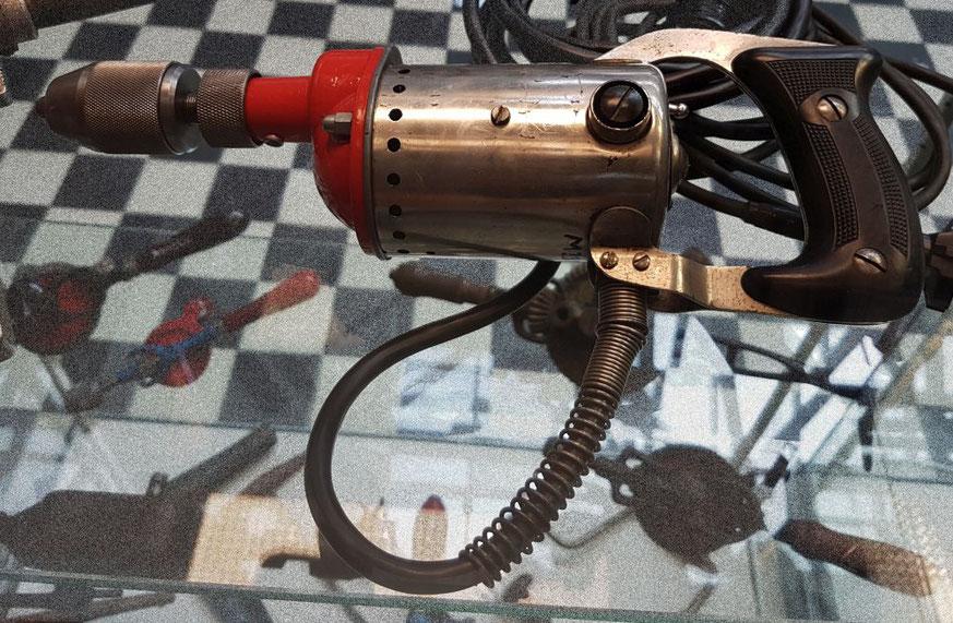 Bohrmaschine No. 750 von Metabo