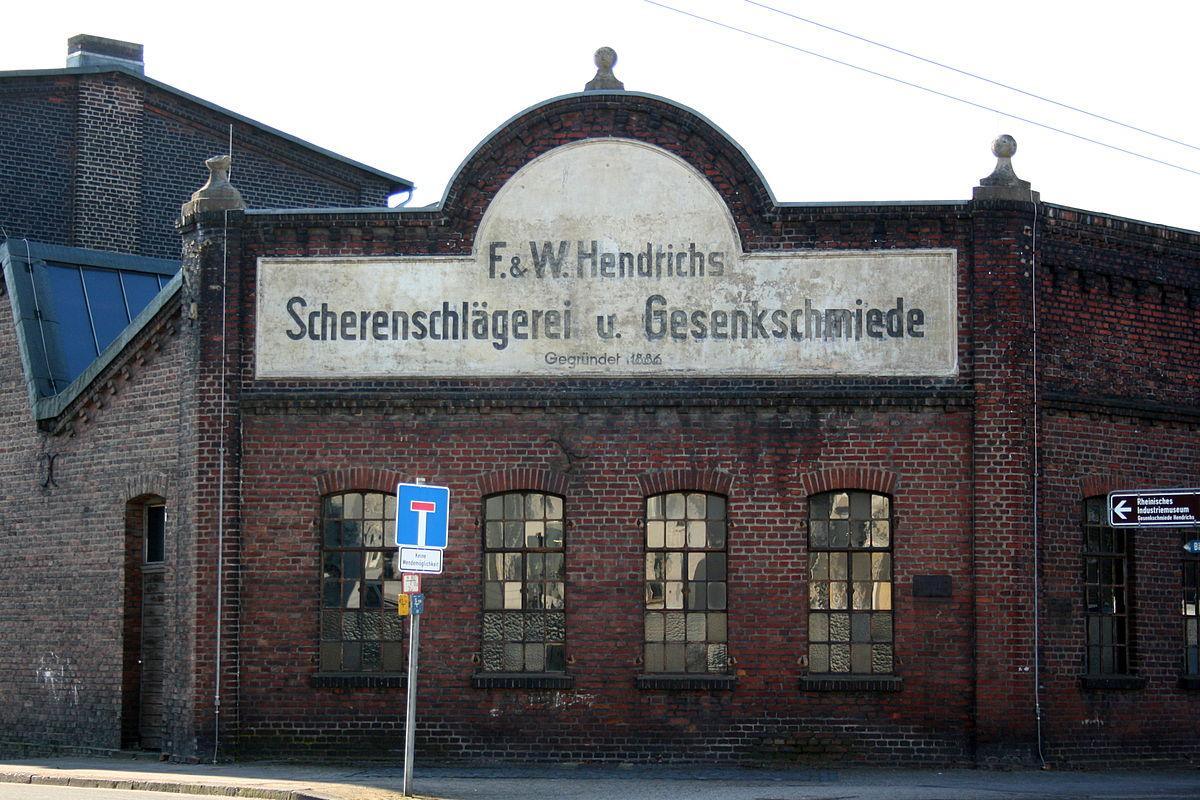 LVR-Industriemuseum-Gesenkschmiede-Hendrichs