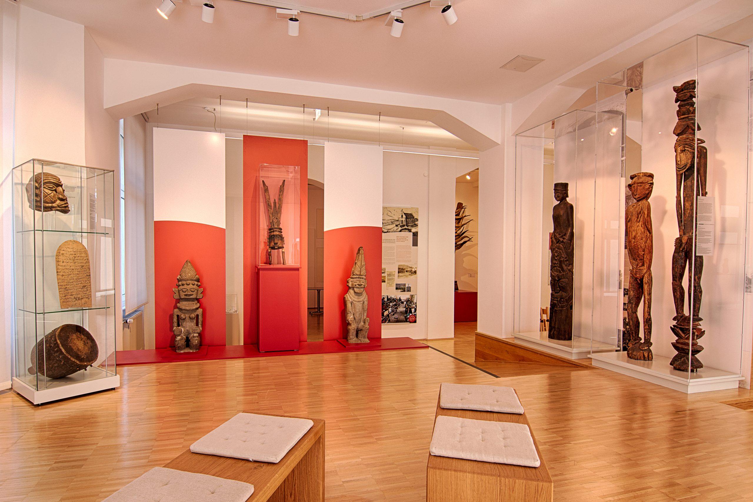 Museum auf der Hardt, Archiv- und Museumsstiftung der VEM, Wuppertal