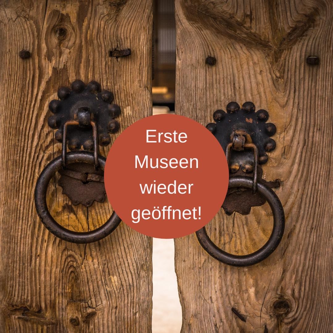 Ankündigung: Erste Bergische Museen wieder geöffnet