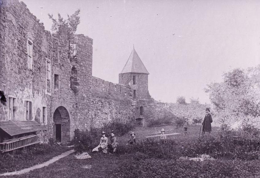 Aufnahme von 1887